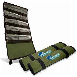 Kit Porta-Anzol Encastoado Martinelli - 3 unidades