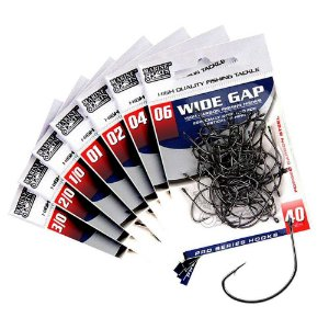 Kit Anzol Marine Sports Wide Gap 6 + 4 + 2 + 1 + 1/0+2/0+3/0