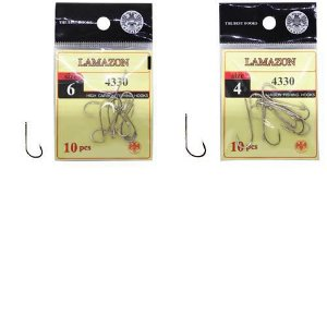 Kit Anzol Lamazon 4330 N 6 + 4