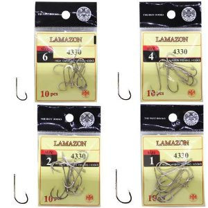 Kit Anzol Lamazon 4330 N 6 + 4 + 2 + 1