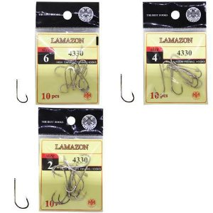 Kit Anzol Lamazon 4330 N 6 + 4 + 2