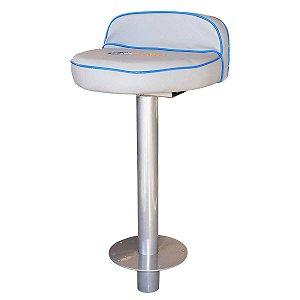 Banco Narciso Silim c/ Pedestal 0365 para barcos