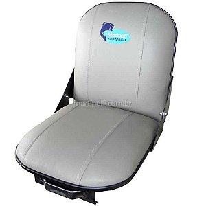 Poltrona (cadeira) estofada giratória e special Martinelli