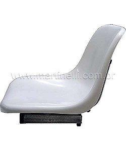 Cadeira giratória para barco concha