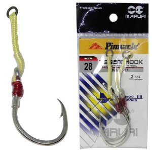 Anzol Pinnacle Assit Hook N. 28 c/ 2 un.
