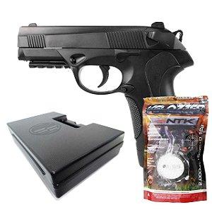Airsoft Pistola Vg Px4 2019 Mola 6mm + Esferas BBS  + Case
