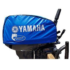 Capa de capo para motor Yamaha 20 HP - 4 tempos