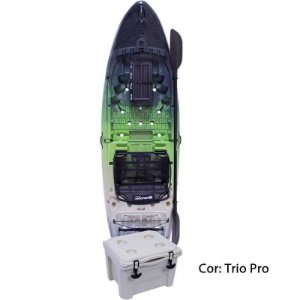 Caiaque Brudden Nautica Hunter Fishing 285 Combo