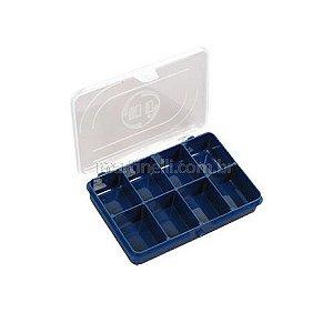 Estojo HI simples 12 x 8 cm azul ES-08-A