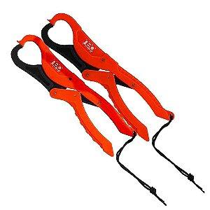 2 Alicate pega peixe Fish Grip Neo MS - FG-102 - Vermelho