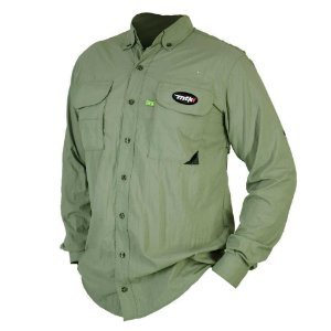 Camisa MTK Sky manga longa UVA e UVB Tam: G Cor: verde