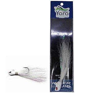Isca artificial Yara Killer Jig 10g cor: 40 branco