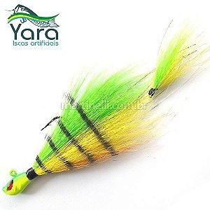 Isca artificial Yara Killer Jig 17g cor: 11 fire tiger