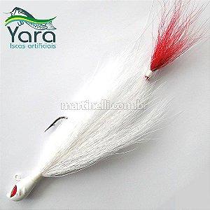 Isca artificial Yara Killer Jig 17g cor: 40 branco arari