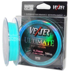Linha Marine Sports Vexter Ultimate Soft Azul 0,40mm 300m