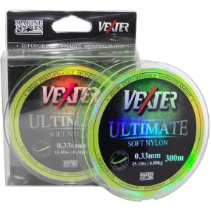 Linha Marine Sports Vexter Ultimate Soft Chart 0,40mm 300m
