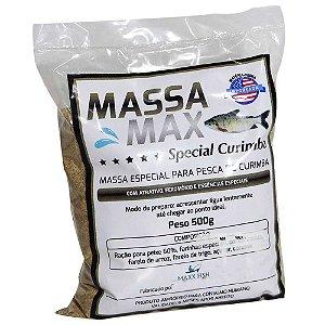 Massa Max Especial para pesca de Curimba 500 g