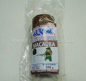 Massa Tablete Pesca Alvim Macaúba - 200g