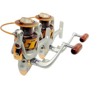 2 Molinete Lamazon MB 5000 - 6 Rolamentos