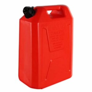 Tanque galão de combustível em plástico 20 litros 877