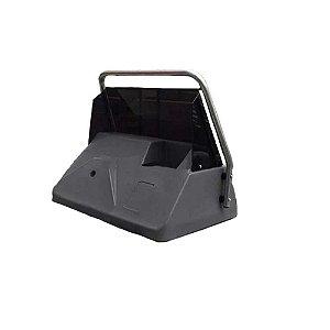 Kit Lancha: Painel para barco... + Base de alumínio para fixação do painel no barco (não inclui volante)