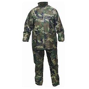 Conjunto Nautika Scott (capa de chuva) Bluzão + calça reforçados, costuras termos seladas tamanho: M
