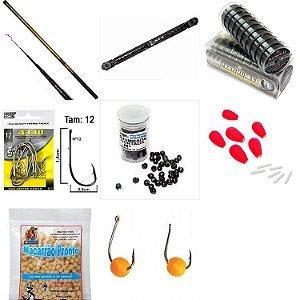 Kit Pesca Completo Lambari 3