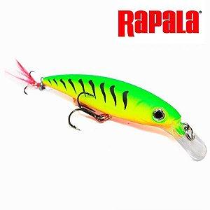 Isca Artificial Rapala X-rap 8cm 7gr XR08FTU - Firetiger