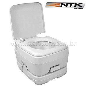Vaso sanitário (banheiro químico) portátil Ecocamp 20L Nautika