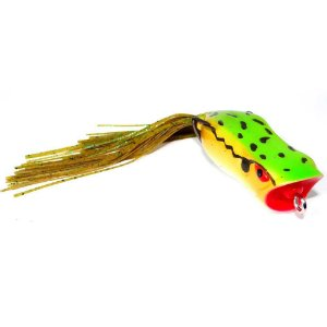 Isca artificial Marine Sports Popper Frog 55 Cor 179 (sapinho)