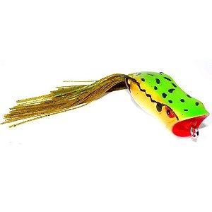 Isca artificial Marine Sports Popper Frog 55 Cor 179 (sapinho)