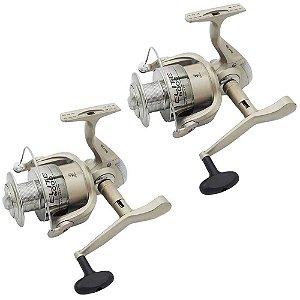 2 Molinete Marine Sports Elite FD 6000 - Fricção Dianteira