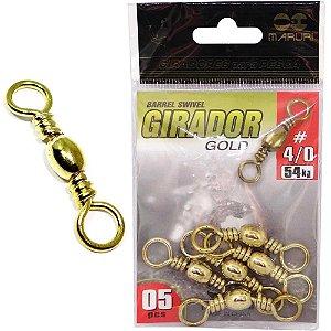 Girador Maruri Gold 4/0 c/ 5 un.