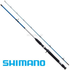 Vara Shimano Cruzar 2662 BLUE - 6'6' 10 - 20 lbs 2.0m (2 Partes - Carretilha)