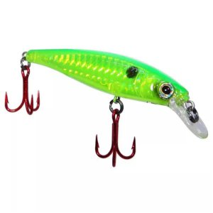 Isca artificial Marine Sports Savage 65 Cor Green Yozuri