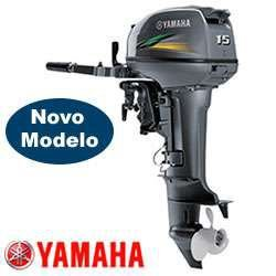 Motor de Popa Yamaha 15 Hp Modelo Gmhs - Preço à vista R$ 8.590,00 ou entrada 30% R$ 2.577,00 + 12x R$ 576,25 no cartão de credito.