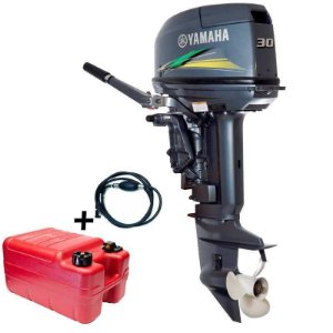 Motor de popa Yamaha 30 HP 2T  HMHS  0 Km + Kit partida elétrica Tornado - Preço especial Produtor Rural e PJ Sul e Sudeste à vista R$ 13.780,00 ou entrada 30% R$ 4.134,00 + 12x R$ 924,40 no cartão de credito.