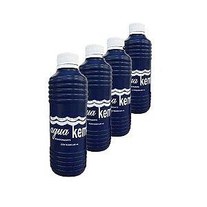 4 Solvente p/ vaso (banheiro químico) Ecocamp NTK 240ml cada