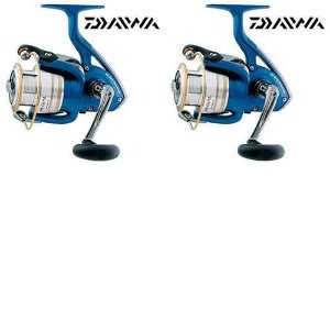 2 Molinete Daiwa Regal 4000 XIA - 10 rolamentos