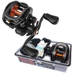 Carretilha Marine Sports Venza Big Game Bg Shil Limited Esquerda