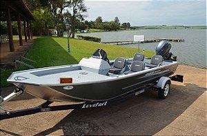 Barco Levefort Apolus Fish Tracker - Versões 550/600 - Orçamentos WhatsApp 16 98111.8340 - Raul