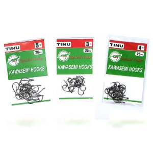 Kit Anzol Kawasemi Tinu Black 03,04,05