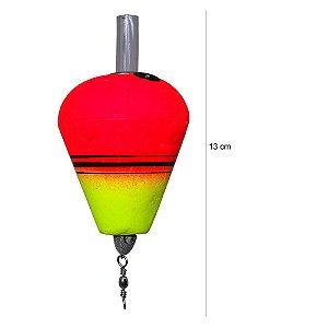 Boia p/ Luz Quimica Modelo Carpa N 44