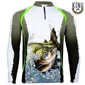 Camiseta de Pesca King 67 - Tam: P