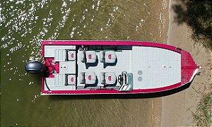 Barco Levefort Gran Apolus Freestyle 600 - Orçamento WhatsApp 16 98111.8340 - Raul