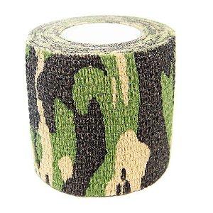 Fita Adesiva Camo Tape Camuflado