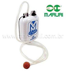 Aerador Air Pump Maruri - Alimentação 1 pilha D