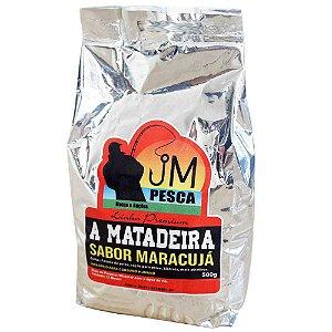 Massa Jm Pesca Maracuja Premium 500 g