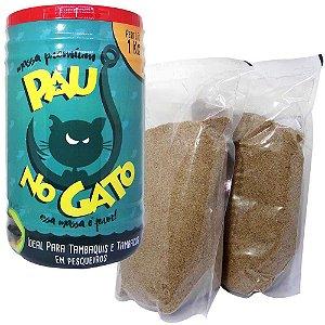 Massa p/ Pesca Pau no Gato Premium 1kg Mpp0002
