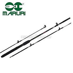 Vara Maruri Vision 652 - 10-20lbs - 1,95m - (molinete) - (duas partes)